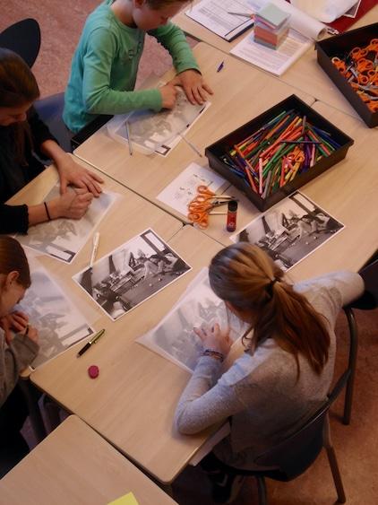 kunsteducatie voor de basisschool
